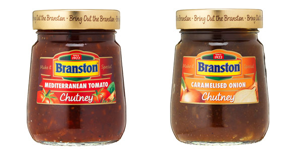 Branston Makes Christmas Special With Launch of Chutney Range