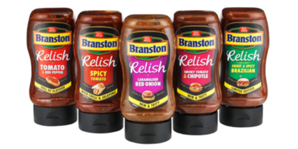 Branston Makes Summer Special With New Relish Range